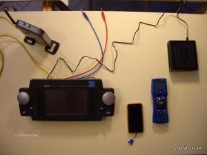 Komponenten der pbw Steuerung