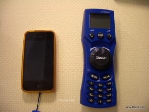 pbwModule iPhone multiMausPRO