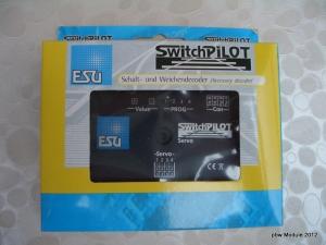 pbwModule ESU SwitchPilot Servo