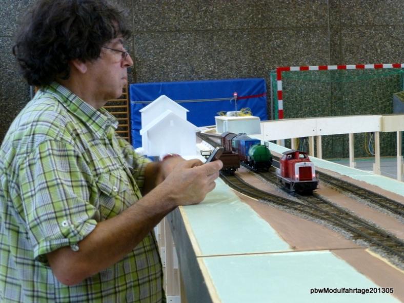 Abb: Ng im Bahnhof Blumfeld