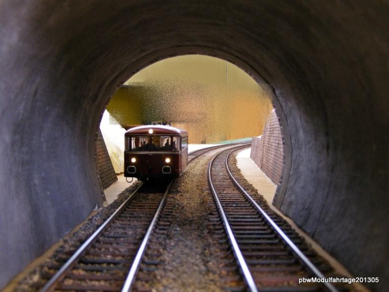 Abb: Tunnelblick
