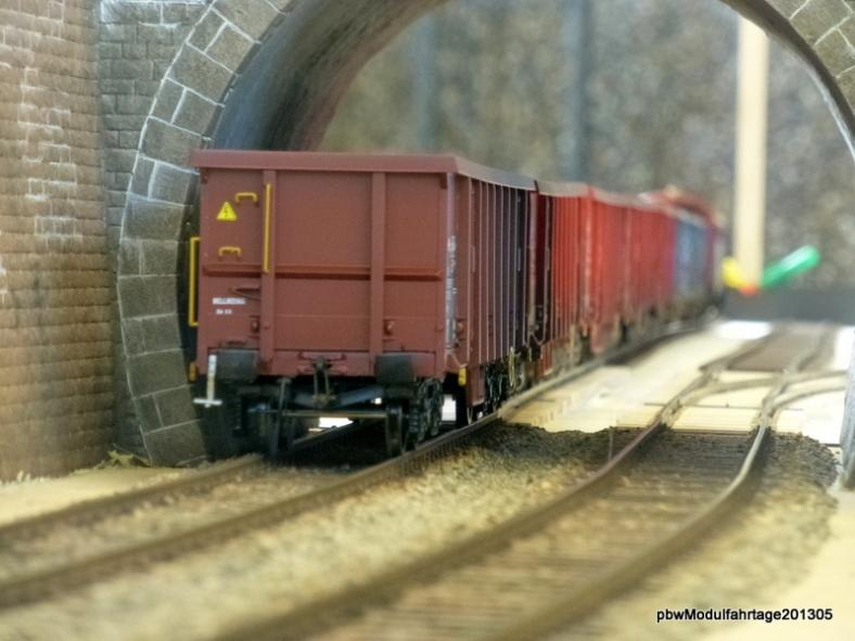 Abb: Eaons im Wehrdener Tunnel