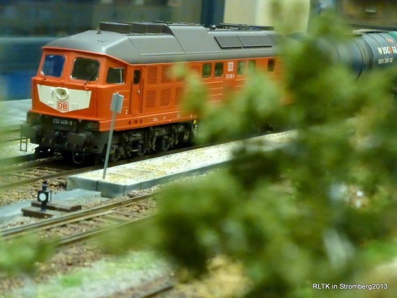 Abb: Bahnhofsimpressionen in Güntersdorf