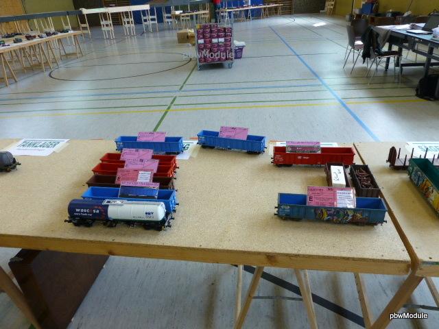 Spur0 MTH Wagen