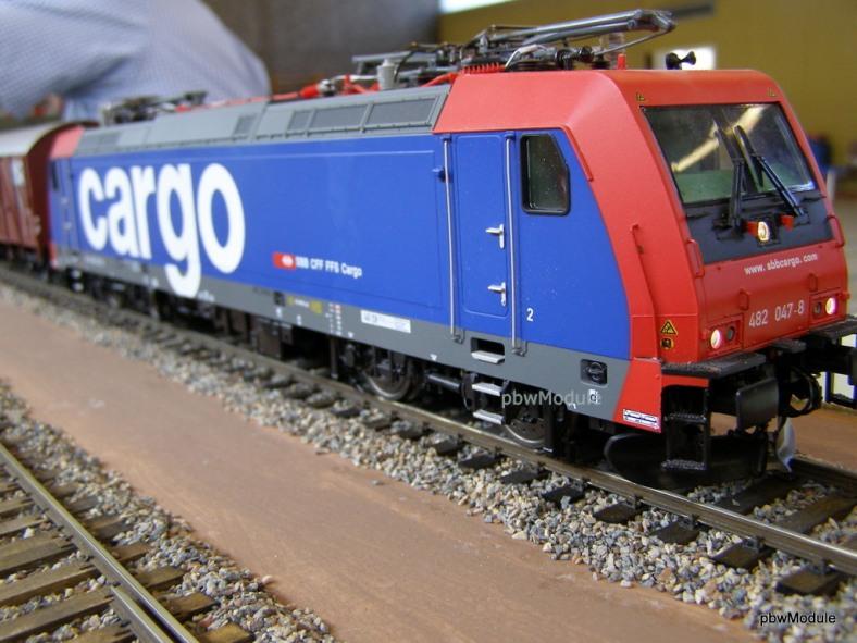 MTH SBB Cargo