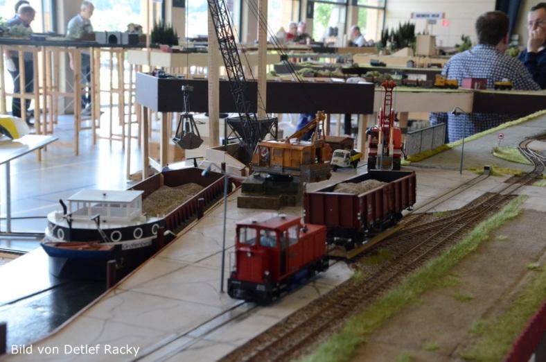 Abb6: Regelspur E-Wagen im Hafen Westerloh