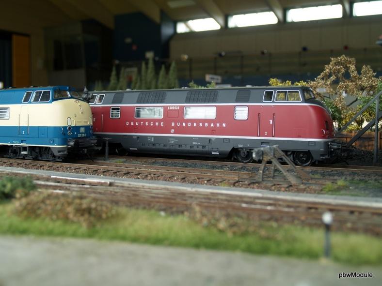 Abb.54: Lokabstellgleise in Güntersdorf
