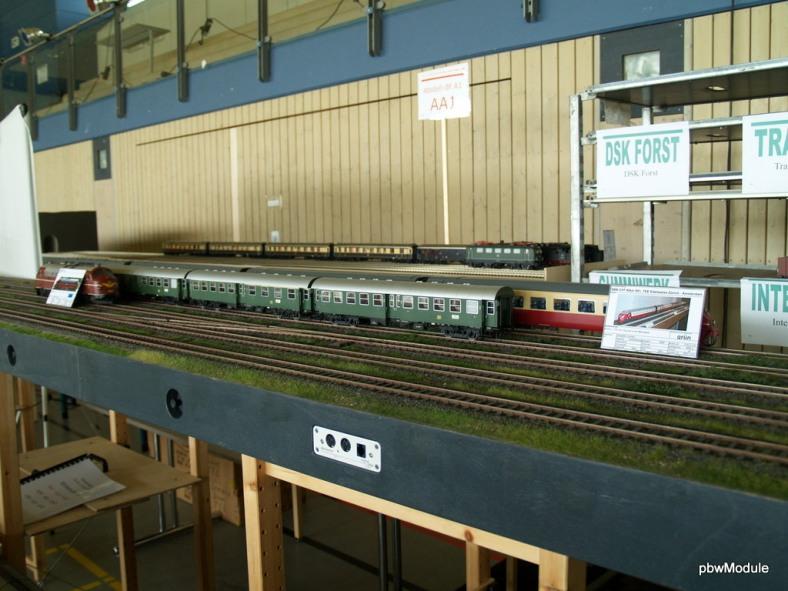Abb.32: Abstellbahnhof Anschluß Kleinert