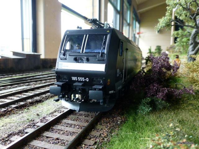MTH BR185 Spur0