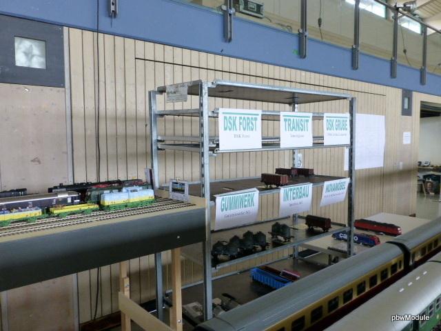 Spur0 Module Abstellbahnhof AA1