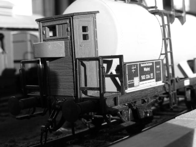 Abb27: musealer Kesselwagen mit Bremserhaus