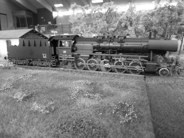 Abb29: BR 50 beim Rangieren in Güntersdorf