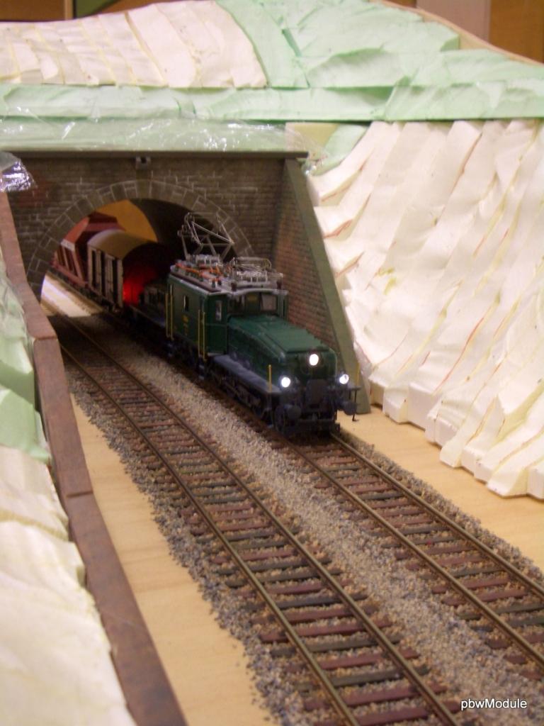 Spur 0 Wehrdener Tunnel