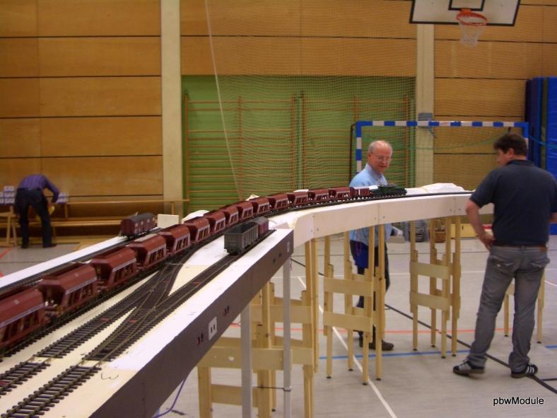 Spur 0 Bahnhof Sternberg
