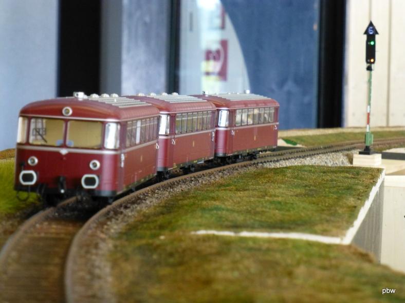 LENZ Spur0 Schienenbus