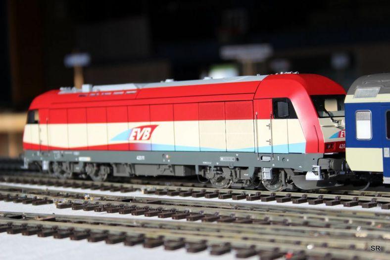 Abb. 60: neue Zuglok am EC 109